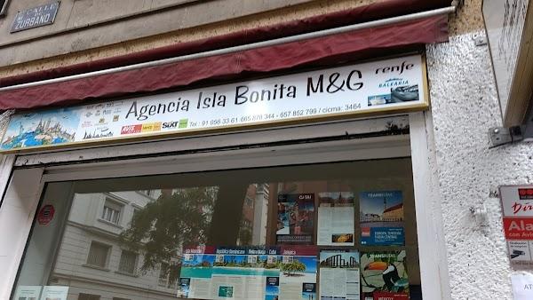 Agencia Isla Bonita MG