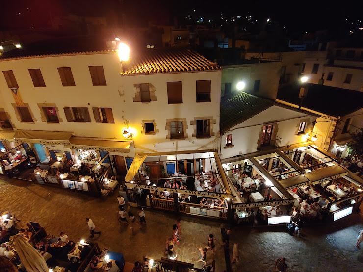 Restaurante El Suizo Carrer Sant Pere, 3, 17320 Tossa de Mar, Girona