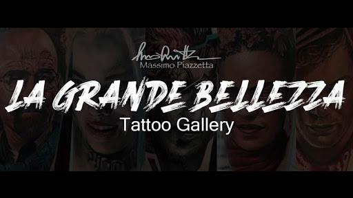 La Grande Bellezza Tattoo Gallery di Massimo Piazzetta