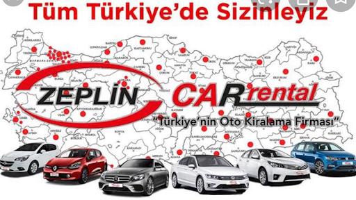 Siirt Zeplin Cars Araba Kiralama