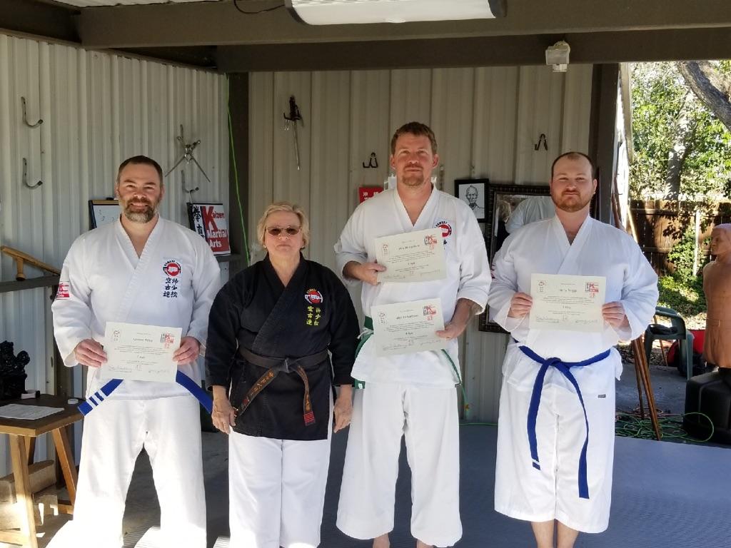 Kaizen Martial Arts San Angelo