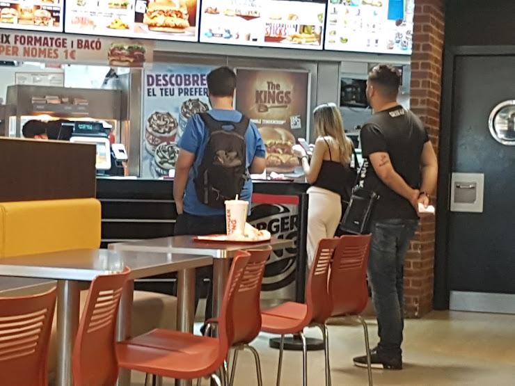 Burger King Puerto Olímpico de Barcelona, local 7, 08003 Barcelona