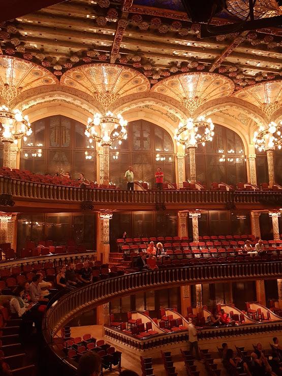 El Mirador De Palau Carrer del Palau de la Música, 4-6, 08003 Barcelona
