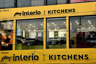 Godrej Interio – Modular Kitchen Gallery, GS road, Guwahati