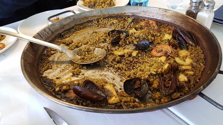 El Tinglado De Moncho's port olimpic bcn, 08005 Barcelona