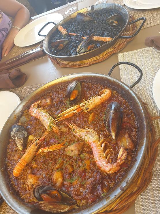 Albamar Restaurant Platja de Santa Cristina, 17310 Lloret de Mar, Girona