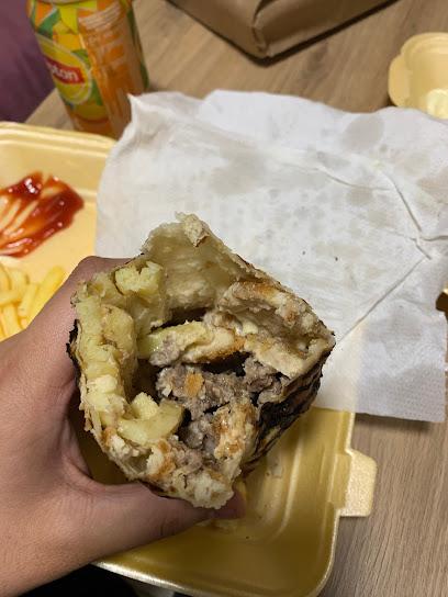 Tacos Burger