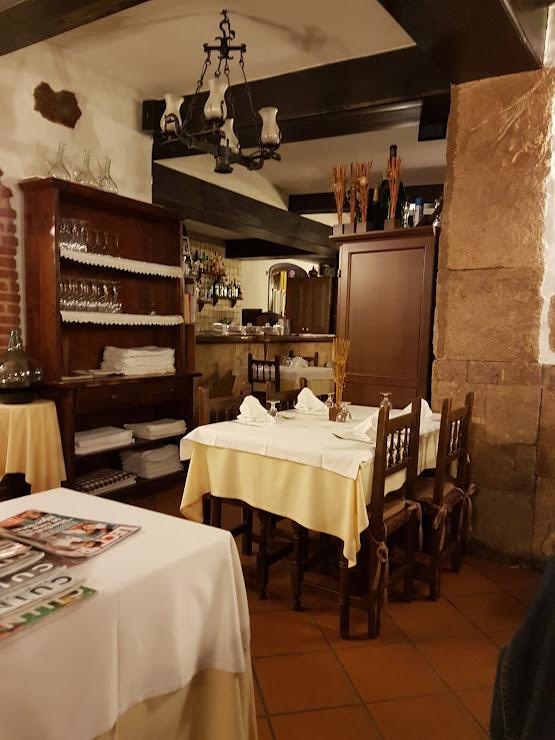 Restaurante El Rebost Calle San Juan, 15, 08470 Sant Celoni, Barcelona