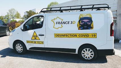 deratiseur France 3D ALÈS