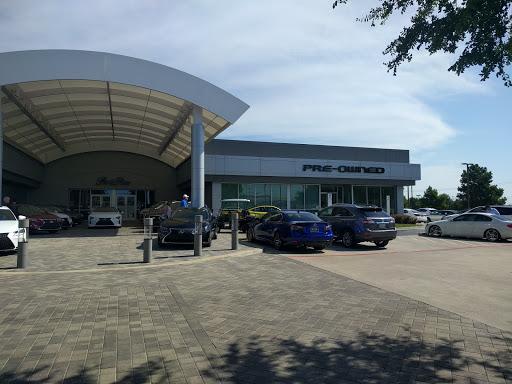Lexus Dealer «Park Place Lexus Grapevine», Reviews And Photos, 901 E State  Hwy 114, ...