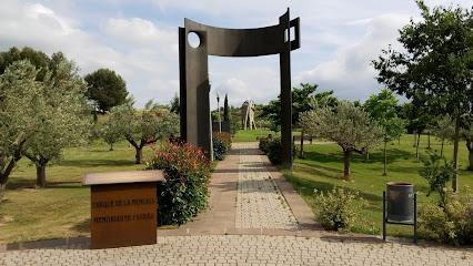 Parque de la memoria de Sartaguda