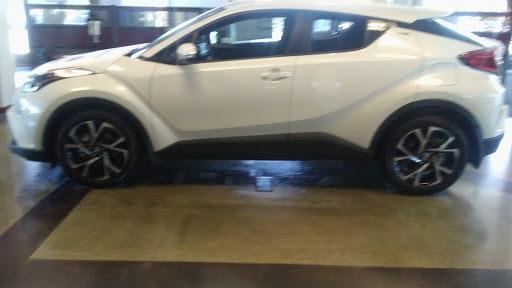 Toyota Dealer «Thurston Toyota», reviews and photos, 2800 N State St, Ukiah, CA 95482, USA