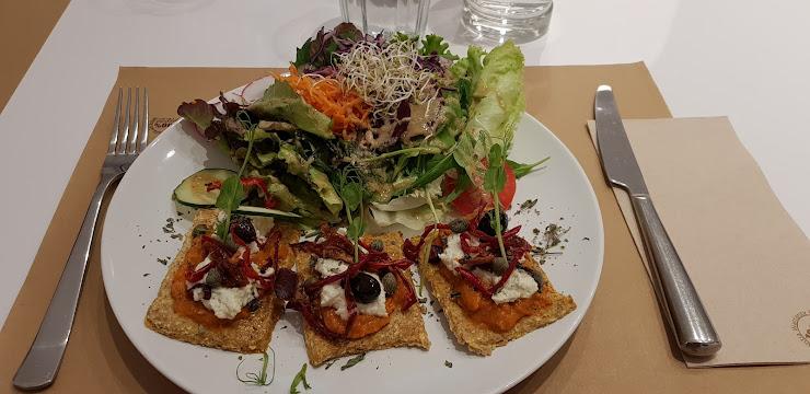 Bionèctar · Eco Living Raw Vegan Food Carrer D'en Francesc Eiximenis, 8, 17001 Girona