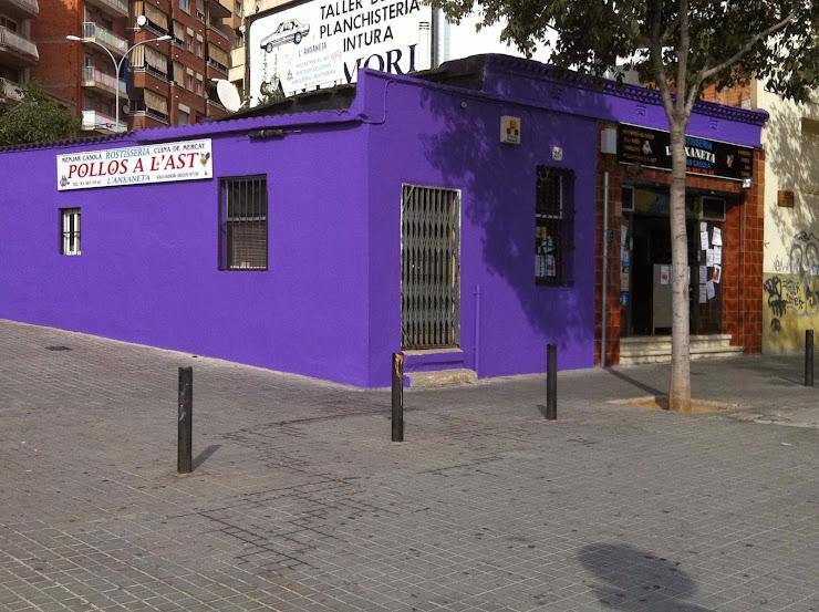 L´ANXANETA POLLOS A L'AST ASADOR DE LEÑA Carrer Salvador Seguí, 08914 Badalona, Barcelona