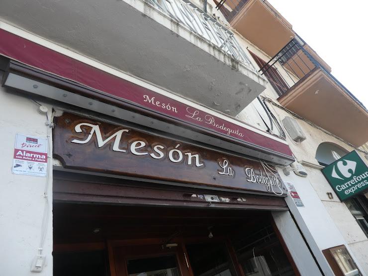 Restaurante la Bodeguita Passeig de Vilanova, 25, 08870 Sitges, Barcelona