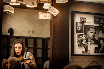 American Deluxe Barber Shop, Encinitas