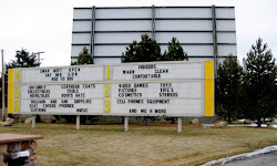 Redwood Drive-in Theatre and Swap Meet