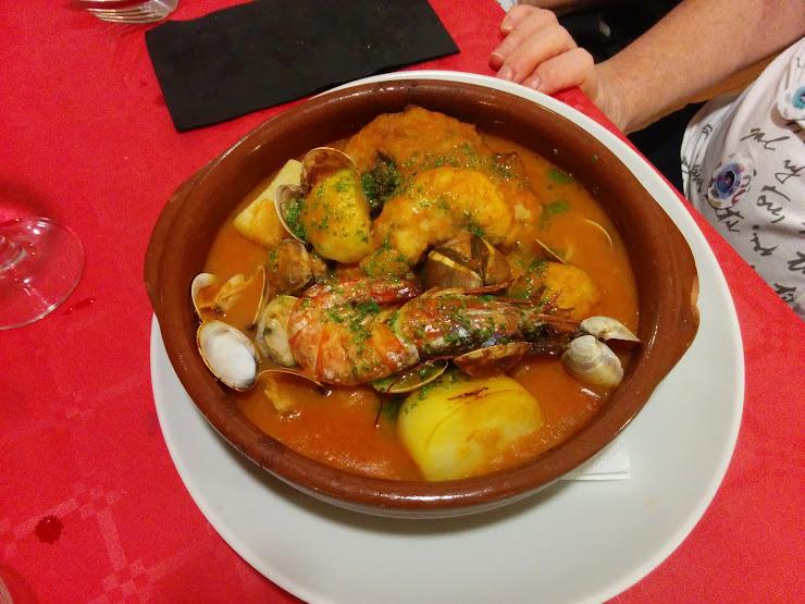 Restaurant Rustic Carrer de Castella, 33, 08820 El, Barcelona