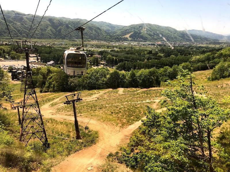 白馬岩岳MTB PARK