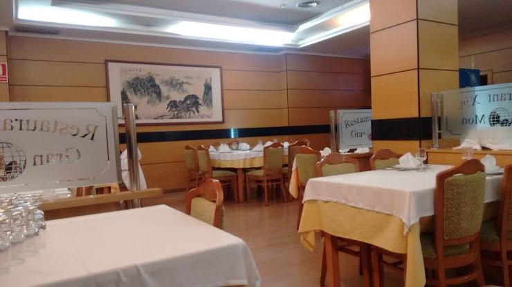 Restaurante Gran Mon Ronda Mossèn Jacint Verdaguer, 41, 08304 Mataró, Barcelona