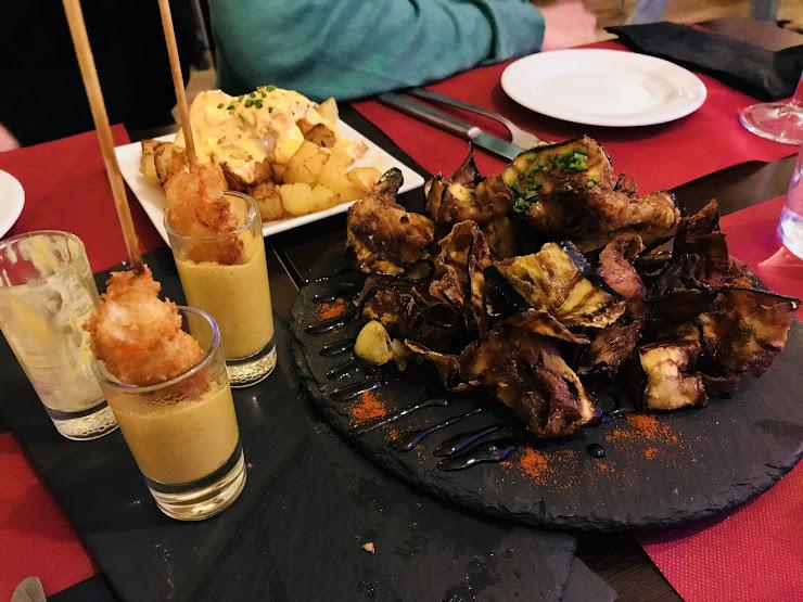Restaurante Raíz Carrer de Casanova, 157, 08036 Barcelona