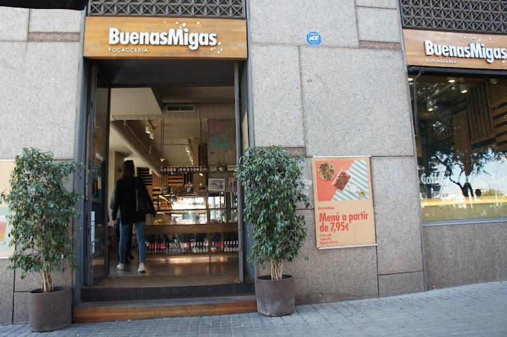Buenas Migas Plaça d'Espanya, 6-8, 08014 Barcelona