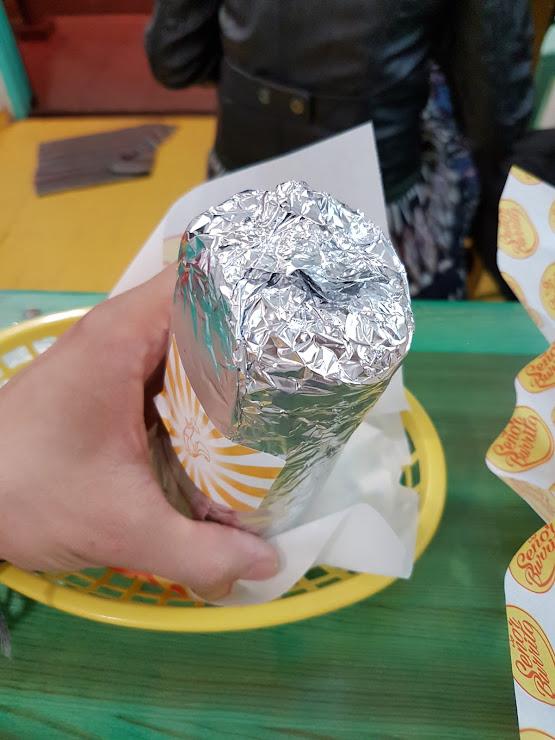 Señor Burrito Carrer Ample, 12, 08002 Barcelona