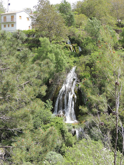Cascada de La Toba