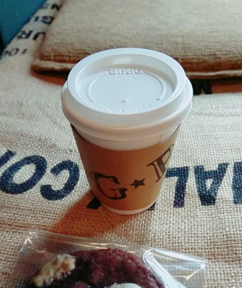 G⭐︎P COFFEE ROASTER