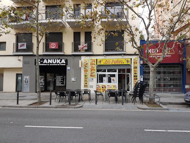 Alí-Babá Doner Kebab Avinguda de Tarragona, 74B, 08720 Vilafranca del Penedès, Barcelona