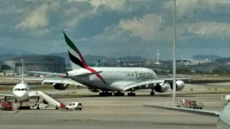 Aeropuerto Josep Tarradellas Barcelona-El Prat 08820 El Prat de Llobregat, Barcelona