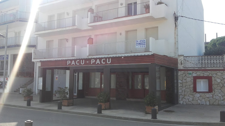 Restaurant PACU-PACU Passeig Marítim, 5, 17490 Llançà, Girona
