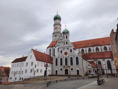 Basilica of SS. Ulrich and Afra, Augsburg