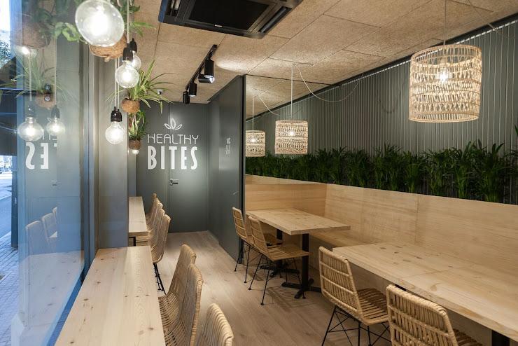 Healthy Bites Via Augusta, 105, 08006 Barcelona