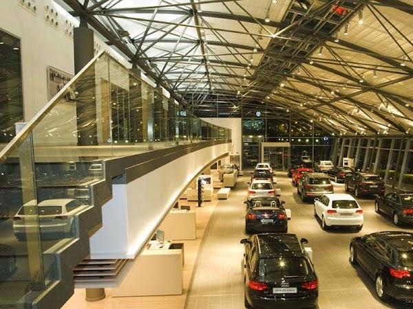 Audi Center BCN sud