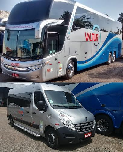 VALTUR Turismo, Fretamento e locação de vans, ônibus e microônibus