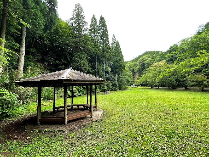 キャンプ場 (いちはらクオードの森)