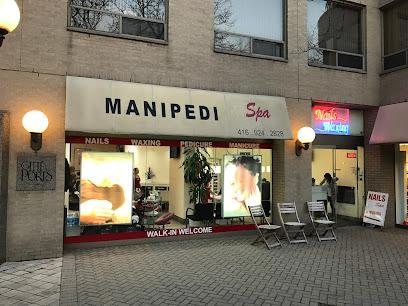 Nail salon Manipedi Spa