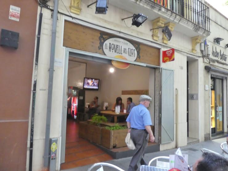 El Rovell del Clot Carrer de Rogent, 108, 08026 Barcelona