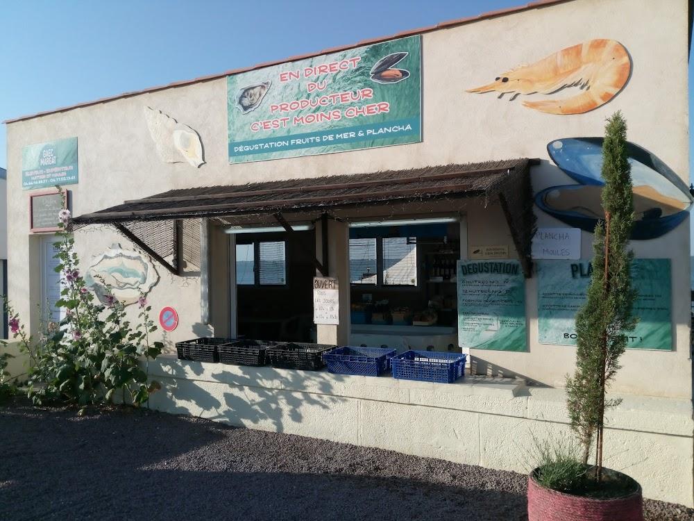 photo du resaurant Gaec Margat Degustation Huîtres & Fruits Mer