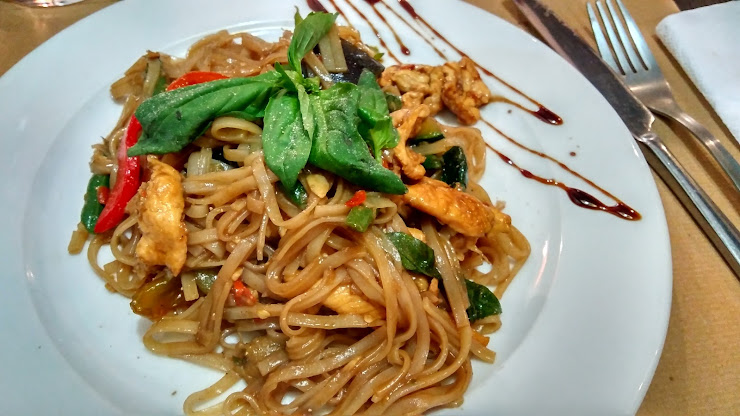 LAM Thai Restaurante Gran Via de les Corts Catalanes, 518, 08004 Barcelona