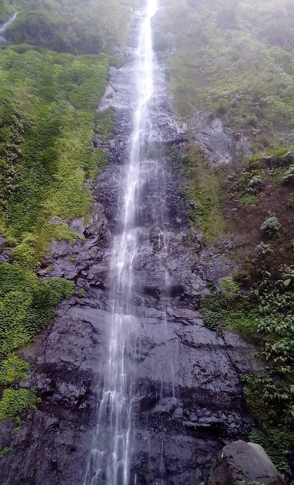 Air Terjun Tretes Wonosalam