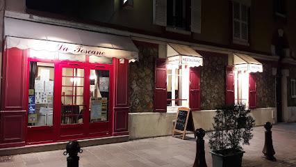 photo du restaurant La Toscane