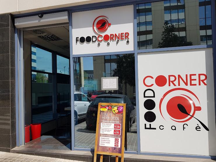 Food Corner Café Carrer de la Constitució, 2, 08960 Sant Just Desvern, Barcelona