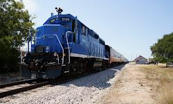 Austin Steam Train Association Museum