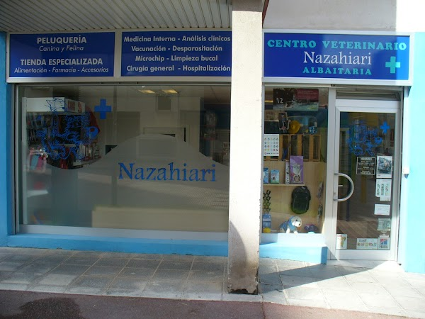 Centro Veterinario Nazahiari