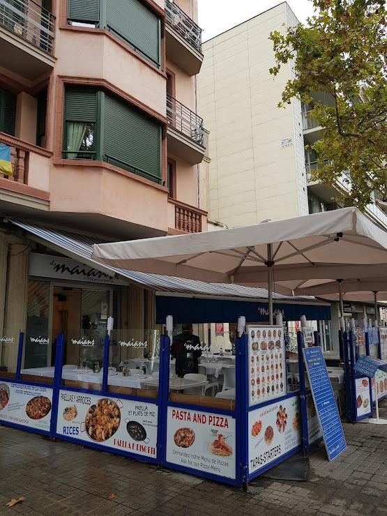 Els Maians Passeig de Joan de Borbó, 33, 34, 08003 Barcelona