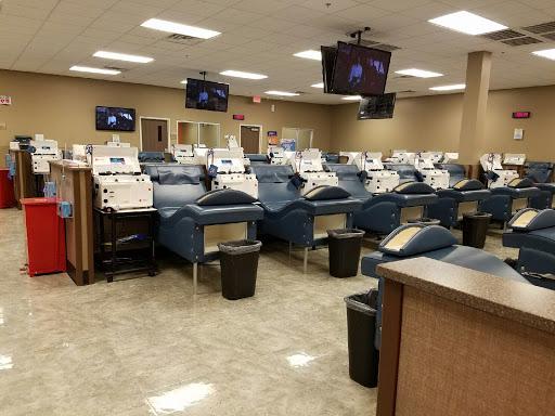 Biomat USA, 3250 N Las Vegas Blvd, Las Vegas, NV 89115, Blood Donation Center