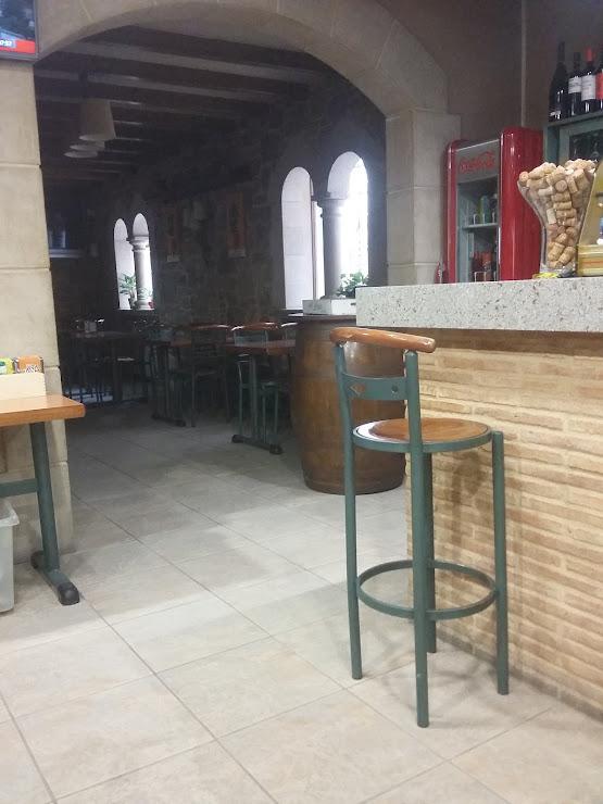 L'antic bar restaurant Plaça de Catalunya, 6, 25142 Bellvís, Lleida