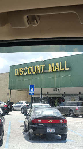 Shopping Mall «Old National Discount Mall», reviews and photos, 2660 Godby Rd, College Park, GA 30349, USA